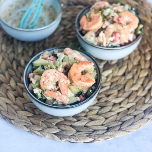 Shrimp Salad Recipe Cajun